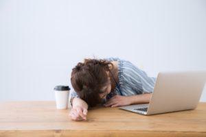ワーママで大変なのは睡眠不足