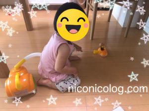 2・3歳児の自宅での過ごし方